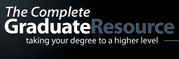 The Complete Graduate Resource